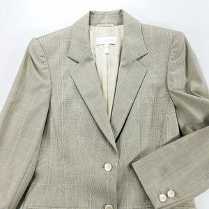 Escada Jackets & Coats - Escada Womens Pure Wool Sports Coat Suit Blazer